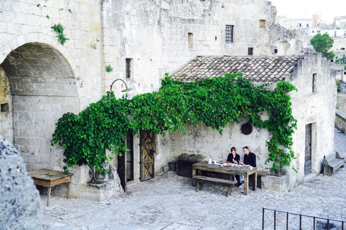 Matera Southern Italy