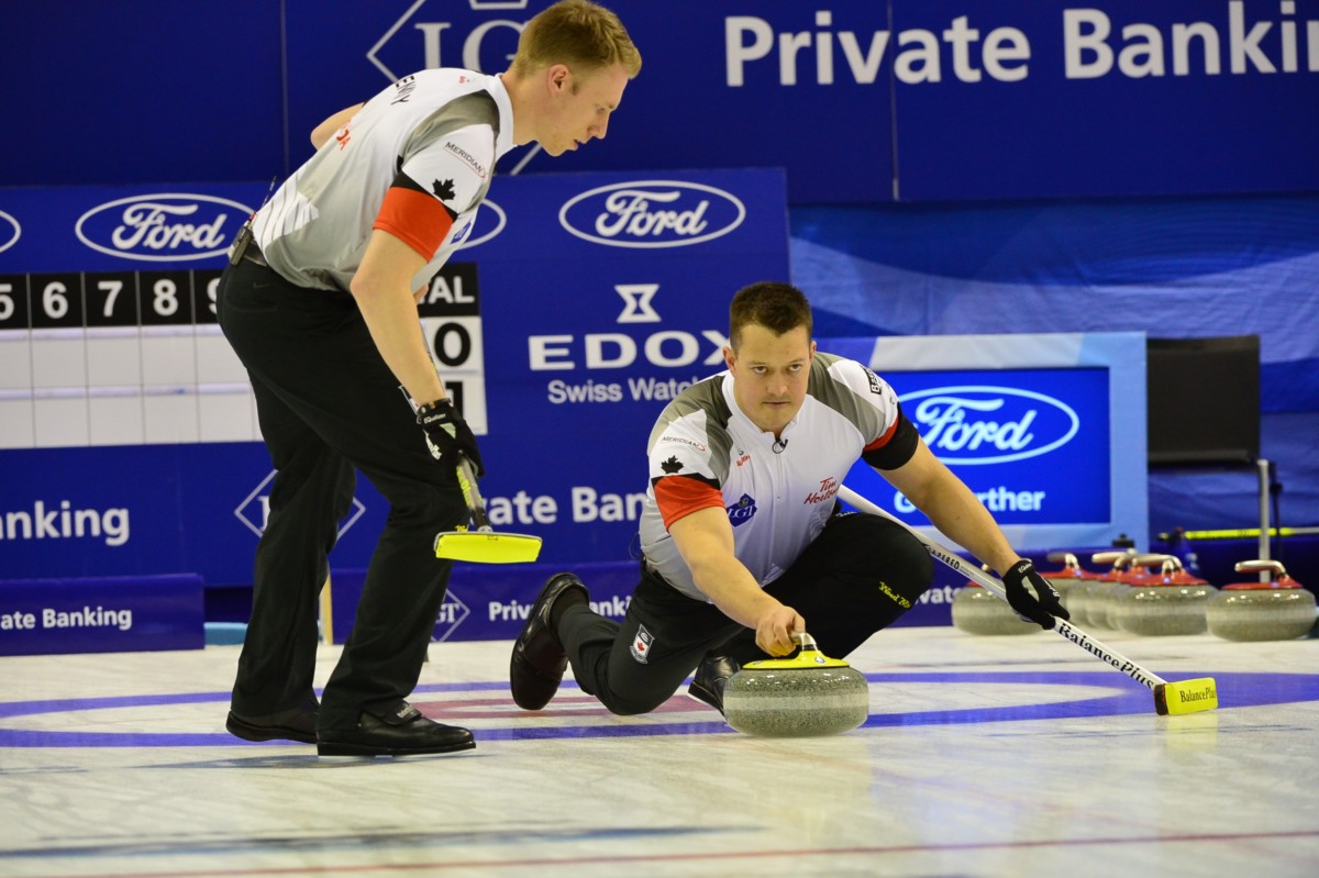 Curling World Championship Basel 2016